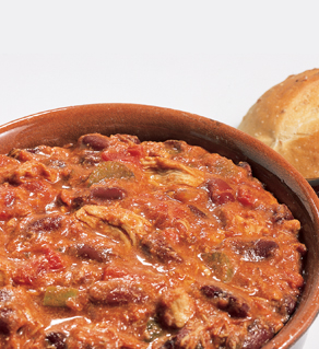Original Firehouse CHICKEN CHILI with Beans