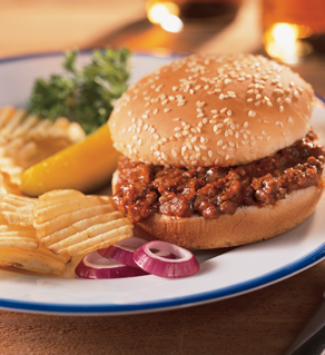 SLOPPY JOE MEAT SAUCE