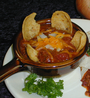Original Firehouse CHILI with Beans