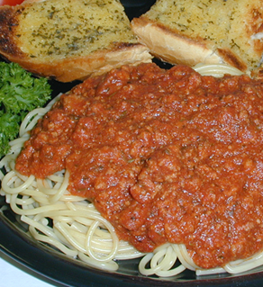 BEEF MEAT SAUCE (a.k.a. Spaghetti Sauce)