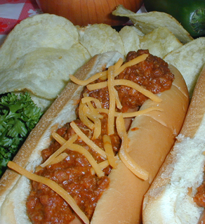 CHILI HOT DOG TOPPING (No Beans, a.k.a. Chili con Carne)