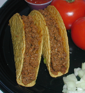 Maria's BEEF TACO MEAT w/ Textured Vegetable Protein