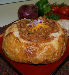 Wagon Trail CHILI with Beans